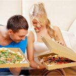 la pizza è il piatto in assoluto che regala più felicità